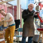 Ben & Ben working Wood & Metal